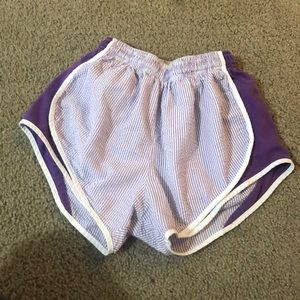Lauren James running shorts